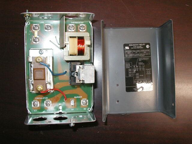 "Honeywell L8148A /""Cold Start/"" Oil Burner Boiler Control ONE YEAR WARRANTY"