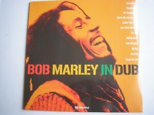 BOB-MARLEY-In-Dub-LP-180g-2019-new-mint-sealed-NEW-RELEASE