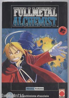 MANGA - HIROMU ARAKAWA - FULL METAL ALCHEMIST N.2 - L'ALCHIMISTA D'ACCIAIO