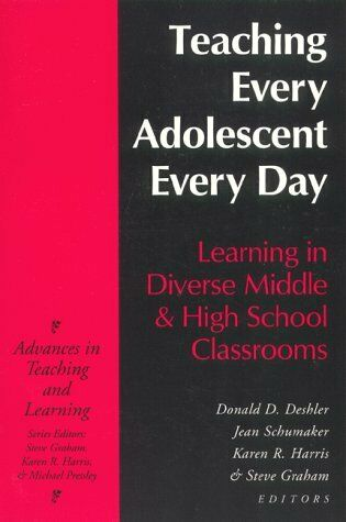 Teaching Every Adolescent Every Day  Learning in Diverse High School