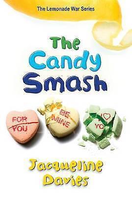 The Candy Smash by Ms Jacqueline Davies (Paperback / softback, 2014)