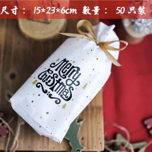 2020 Nouveau Vert Rouge Noël Réutilisable Sacs Cadeau avec cordon de serrage Stocking Remplissage