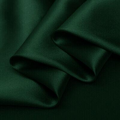 Digital printing Stretch Silk Satin Fabric Width 55 inch 19 mm By the Yard or Meter