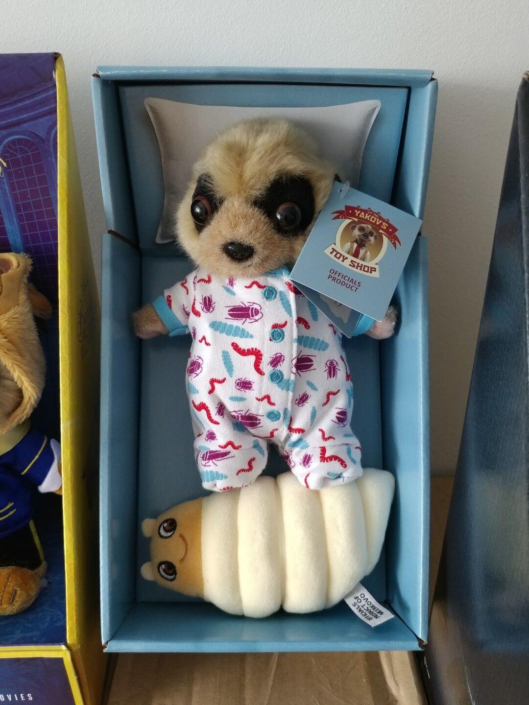 Oleg As Beast Meerkat Meerkat Meerkat 3 in set see pic 395b7b