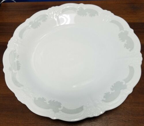 TIRSCHENREUTH china ORLEANS pattern Dinner Plate 10 1//4/""