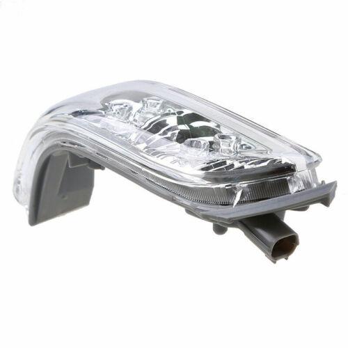 Left Driver Side Mirror Turn Signal Light Lamp Bumper Strip for 2005-12 Acura RL