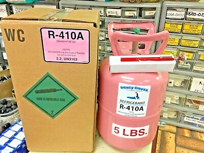 R410a Refrigerant 5 Lb Can 410a Best Value Ebay Free