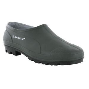 Dunlop Unisex Gartenarbeit Wellington Holzschuhe Wellington Gartenarbeit Herren Damen Schuhe ... 81524d