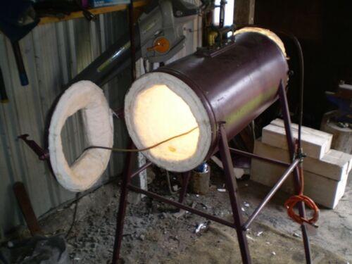 """CeraBlanket 1/""""x6/""""x24/"""" Ceramic Fiber Insulation Blanket 8# Thermal Ceramics 2400F"""