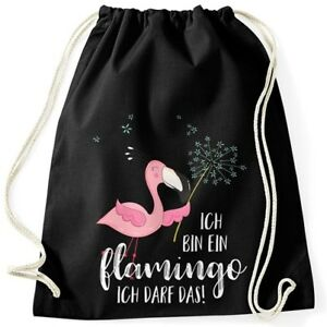 Turnbeutel-Flamingo-Ich-bin-ein-Flamingo-ich-darf-das-Spruch-Pusteblume