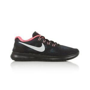669d8723e9e Nike Free RN 2017 Women s Running Training Shoe - Anthracite Black ...