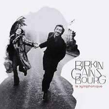 JANE BIRKIN - BIRKIN/GAINSBOURG:LE SYMPHONIQUE   CD NEU