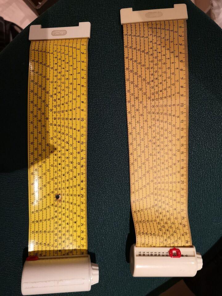 Strikkemaskine, Knittax strikke Opskrift udregner