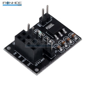 2PCS-Socket-Adapter-Plate-Board-For-NRF24L01-Wireless-Transceive-module
