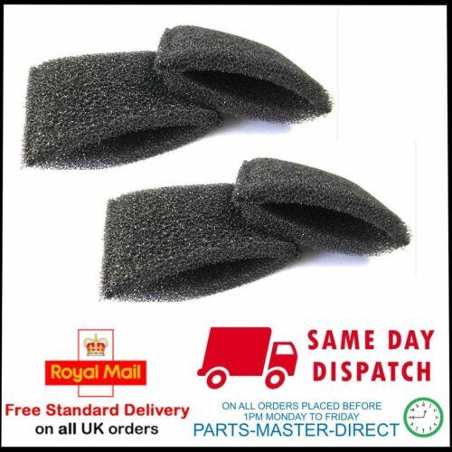 Si adatta Vax tipo 7 RAPIDE Carpet Rondella VASCHETTA Filtro Confezione da 4 1912541100