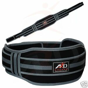 ARD™ Weight Lifting Belt Fitness Gym Workout Wide Back Support Brace Neoprene