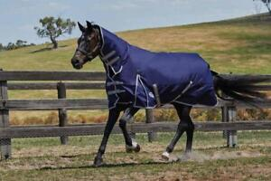 Details About Weatherbeeta Comfitec Essential 50g Combo Neck Lite Plus Turnout Rug