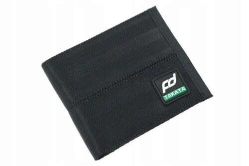 TAKATA WALLET M-9715 BLACK