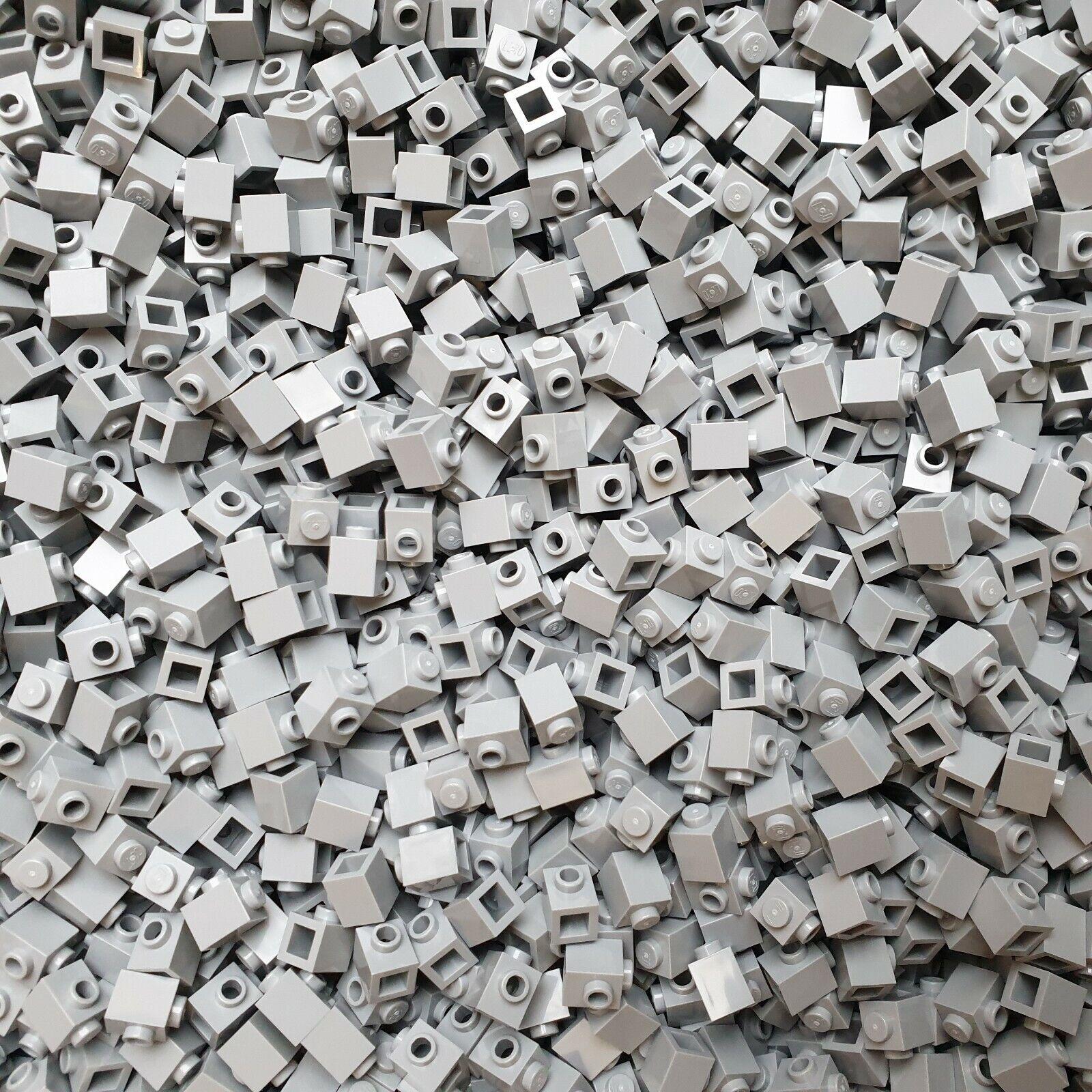 Lego Konverterstein 4070 Lampenhalter 1x1 Konverter 5 Stück Schwarz 01