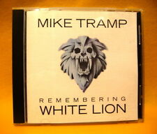 CD Mike Tramp Remembering White Lion 12 TR 1999 Soft Classic Melodic Hard Rock