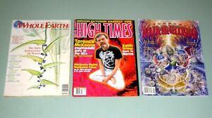 3-TERENCE-McKENNA-ISSUES-Jerry-Garcia-Psychedelic-CANNABIS-MARIJUANA-HASHISH