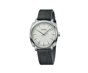 Calvin-Klein-Men-039-s-Watch-only-Time-Collection-Highline-K5m311c6