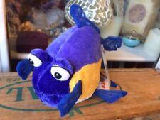 Webkinz Lil Kinz Purple Goldfish New and Unused w Tag HS512 w Webkinz Gift Bag