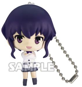 Saekano Michiru Character Gacha Capsule Key Chains Ballchain Swing Mascot Anime