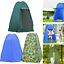 Portable-Instant-Popup-Tent-Camping-Toilet-Shower-Changing-Single-Room-Privacy miniatuur 6