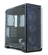 Corsair Crystal 570X RGB CC-9011098-WW Aluminum/Tempered Glass ATX MidTower Case