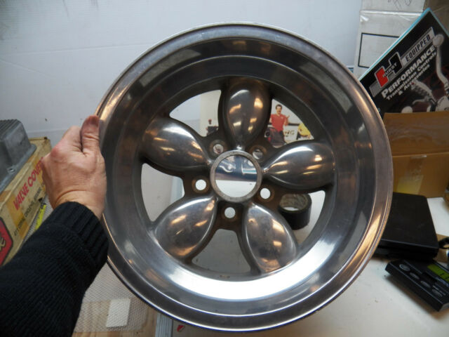 Vintage American Racing Wheels 200s 15x8 5 Mags Butterfly Daisy 55