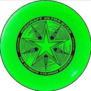 Discraft Ultra Star Frisbee 175g-différentes Couleurs-livraison Gratuite-afficher Le Titre D'origine