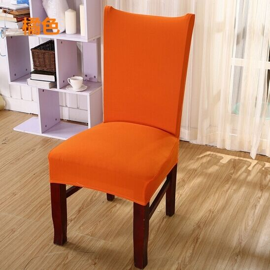 Chair Cover Wedding Banquet Dining Room Party Decor Seat Cover Stretch Spandex
