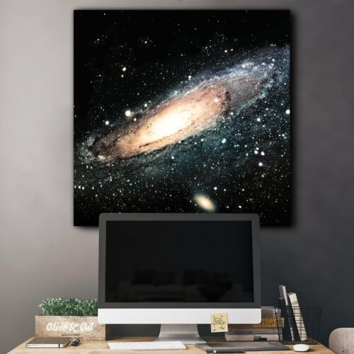 24x24 Canvas Art Home Decor The Milky Way Galaxy Carrying Millions of Stars