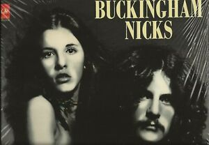 BUCKINGHAM-NICKS-STEREO-LP-ANTHEM-RECORDS-AUSTRALIA-IMPORT-MARBLE-COLOR