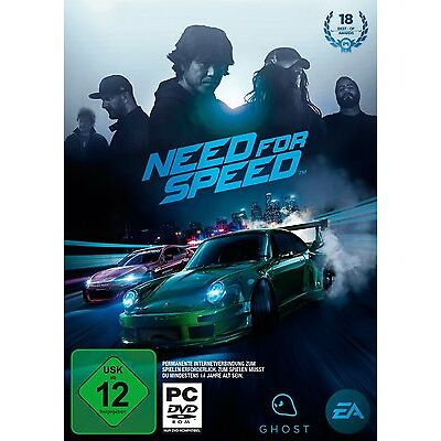 Need for Speed  (2015)  NFS         PC           !!!!! NEU+OVP !!!!!