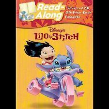 Disney's Lilo & Stitch / Read-Along Enhanced CD 24-Page Book Cassette