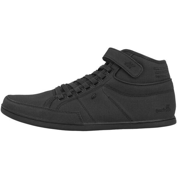 Boxfresh Boxfresh Boxfresh Swich BSC Encerado Lona Zapatos Negro e14652 Zapatillas High Top 6283f1
