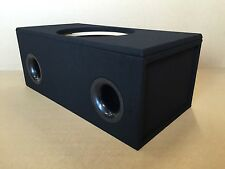 "Custom Ported Sub Enclosure Box for 1 15"" American Bass XFL - 4.0 CU FT - 38 Hz"