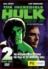 The Incredible Hulk Double Movie (the Incredible Hulk Returns/the Trial of The
