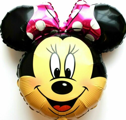 XL Helium diapositives Ballon Disney Minnie Souris Rose Mariage Anniversaire Decoration