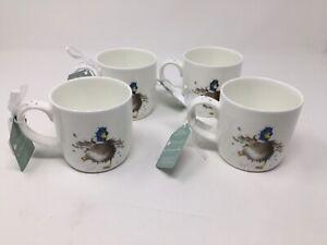 Portmeirion-Royal-Worcester-Wrendale-Designs-Guard-Duck-Mug