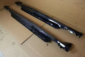 Orig. Audi A6 RS6 4K C8 Carbono Faldón Lateral 4K8854866 4K8854867 New