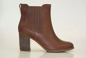 Timberland-Atlantic-Heights-Chelsea-Ankle-Boots-Women-039-s-Shoes-Ankle-Boots-A1976