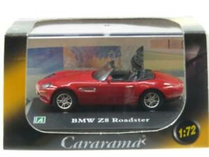 CARARAMA-Hongwell-Diecast-BMW-Z8-Roadster-Rojo-1-72-ESCALA-en-Caja