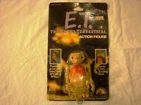 Et The Extra-terrestrial Lot Action Figures, Game 1205, 1210, 1215 Ljn 1982