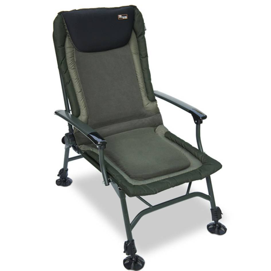 NGT Profiler PLUS FISCHEREIFAHRZEUG PADDED CHAIR BUILT IN SOFT NEOPRENE HEAD PILLOW
