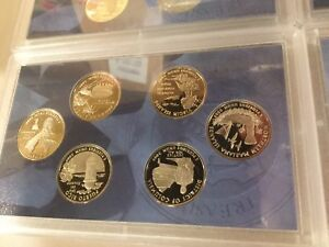 2009 S US Mint Proof Set with Original Mint box and COA  18 coins
