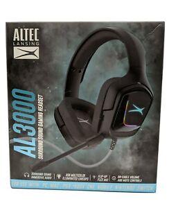 Altec Lansing AL3000 Surround Sound Gaming Headset