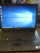 """Dell Vostro 1510 15.4"""" Core 2 Duo 2.5 3GB Memory 250 GB HDD DVD+RW Laptop Win 10"""